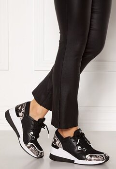 Michael Michael Kors Liv Trainer Black Bubbleroom.no