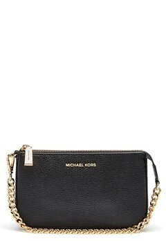 Michael Michael Kors Mini Baguette Bag Black Bubbleroom.no