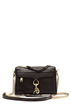 Rebecca Minkoff Mini Mac Bag Black Bubbleroom.no