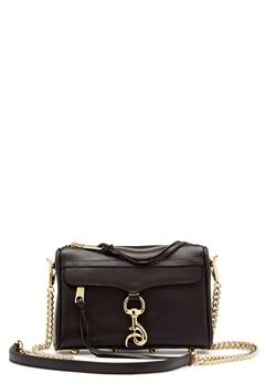 Rebecca Minkoff Mini Mac Bag Black Bubbleroom.no