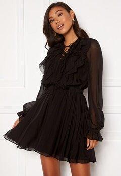 Miss Sixty DJ0320 Dress Black Bubbleroom.no