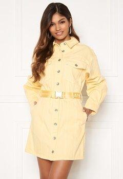 Miss Sixty DJ3790 Dress Yellow Bubbleroom.no