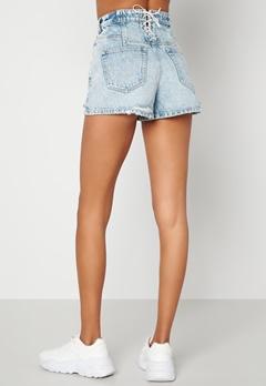 Miss Sixty JJ3340 Shorts Light Blue Bubbleroom.no