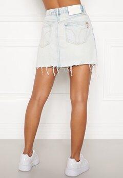 Miss Sixty KJ2520 Skirt Light Blue Bubbleroom.no