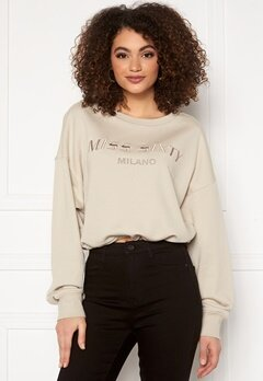 Miss Sixty TJ3560 Sweatshirt Pale Apricot Bubbleroom.no