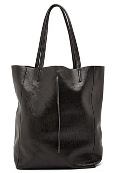 Moda Ex Plain Shopper Bag Black Bubbleroom.no