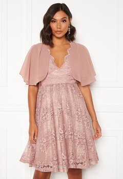Moments New York Amelia Cover up Dusty pink Bubbleroom.no