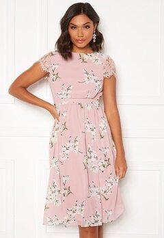 Moments New York Camellia floral Dress Floral Bubbleroom.no