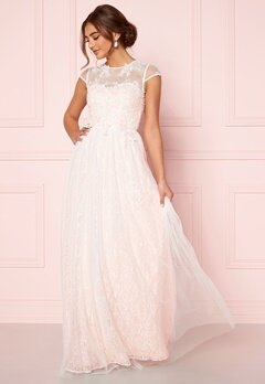Moments New York Florentina Wedding Gown  Bubbleroom.no