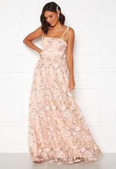 Moments New York Grace Floral Gown Floral Bubbleroom.no