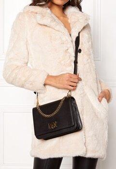 Michael Michael Kors Mott Chain Shoulder Bag Black Bubbleroom.no