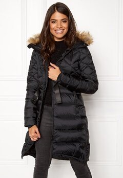 Mountain Works Foxy Lace Down Coat Black Bubbleroom.no
