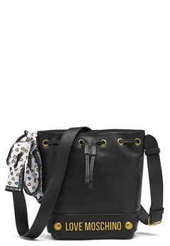 Love Moschino Mule Bag 000 Black Bubbleroom.no