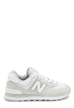 New Balance ML574 Sneaker Grey Bubbleroom.no