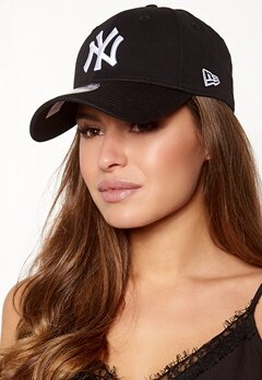 New Era 940 League Basic Black Bubbleroom.no