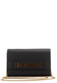 Love Moschino New Evening Bag 000 Black Bubbleroom.no