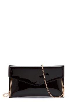 New Look Alana Asym Clutch Black Bubbleroom.no