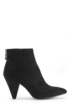 New Look Ankle Cone Point Black Bubbleroom.no