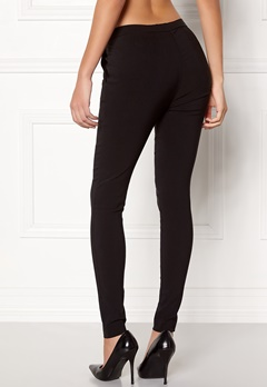 New Look Bengaline Slim Leggings Black Bubbleroom.no