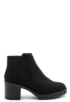 New Look Chunky Chelsea Boot Black Bubbleroom.no