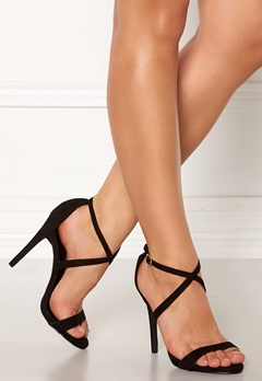 New Look Sarina Strappy Sandal Black Bubbleroom.no