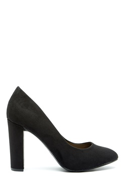 New Look Sharona Heel Black Bubbleroom.no