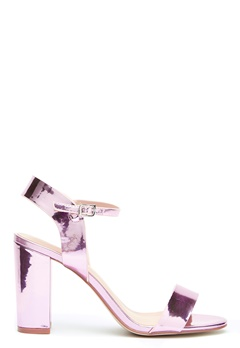 New Look Strike 4 Mirror PU Sandal Pink Bubbleroom.no