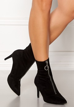 New Look Zip Ankle Boots Black Bubbleroom.no