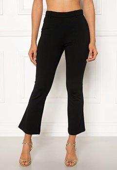 OBJECT Nicky 7/8 Slim Pant Black Bubbleroom.no
