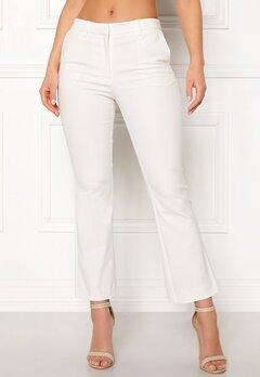 TIGER OF SWEDEN Noora 2 Trousers 09S Star White Bubbleroom.no