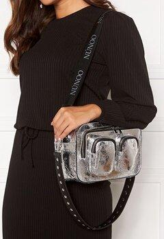 Nunoo Ellie Cool Bag Silver Bubbleroom.no