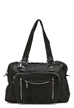 Nunoo Mille Urban Bag Black Bubbleroom.no