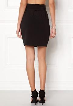 OBJECT Abella MW Mini Skirt Black Bubbleroom.no