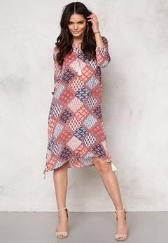 OBJECT Abigail 3/4 Dress Emberglow Bubbleroom.no