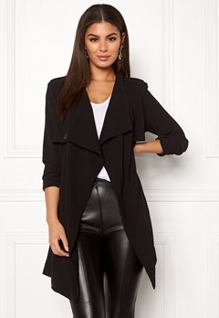 29528991 OBJECT Ann Lee short jacket Black Bubbleroom.no