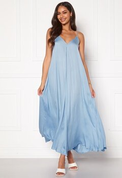 OBJECT Bia Long Strap Dress Serenity Bubbleroom.no