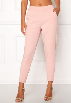 OBJECT Cecilie 7/8 Pants Misty Rose Bubbleroom.no
