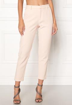 OBJECT Cecilie Lux 7/8 Pants Hushed Violet Bubbleroom.no