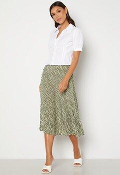 OBJECT Celeste Skirt Deep Lichen Green AO Bubbleroom.no