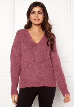 OBJECT Chris L/S Knit Pullover Malaga Bubbleroom.no