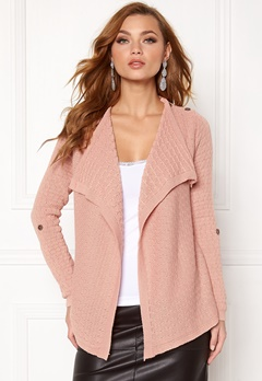 OBJECT Deanna Mynthe Cardigan Misty Rose Bubbleroom.no