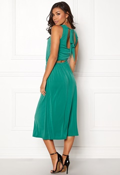 OBJECT Dede S/L Long Dress Shady Glade Bubbleroom.no