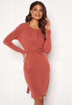 OBJECT Lisa LS Dress Tandoori Spice Bubbleroom.no