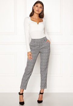 OBJECT Lisa Slim Pant Gardenia Bubbleroom.no