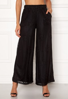 OBJECT Melly Pant Black Bubbleroom.no