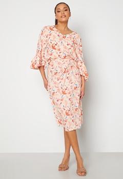OBJECT Obdulia HW Skirt Sandshell / Flower Bubbleroom.no