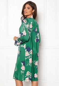 OBJECT Pam L/S Kimono Shady Glade Bubbleroom.no