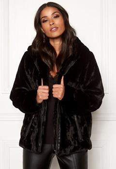 OBJECT Sandie Jacket Rep Black Bubbleroom.no