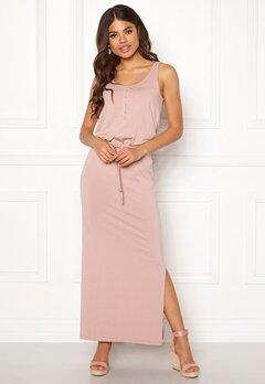 OBJECT Stephanie Maxi Dress Adobe Rose Bubbleroom.no