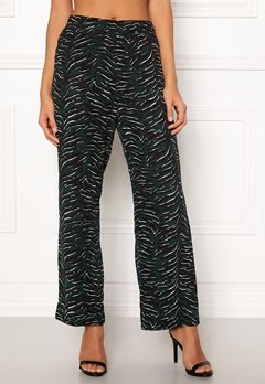 OBJECT Tiger MW Loose Pant Pine Grove Bubbleroom.no